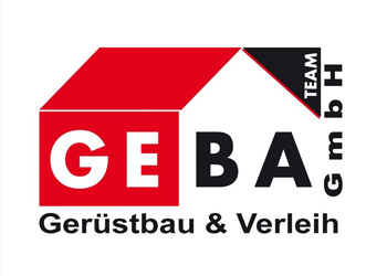 Logo Firma GEBA Gerüstbau Team GmbH  in Stetten (Hechingen)
