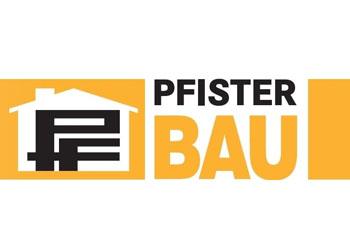 Logo Firma Wolfgang Pfister Bauunternehmen Hoch- und Tiefbau in Burladingen