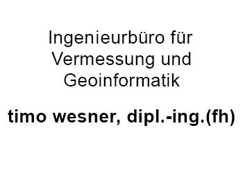 Logo Firma Ingenieurbüro für Vermessung und Geoinformatik in Meßstetten