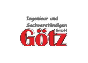 Logo Firma Götz Ingenieur und Sachverständigen GmbH  Vertragspartner der GTÜ Gesellschaft für Technische Überwachung mbH in Albstadt