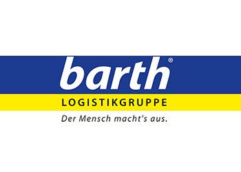 Logo Firma barth Spedition GmbH in Burladingen